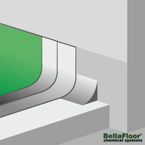 Versiegelungen transparent oder farbig auf Basis Epoxi, PU oder Asparagin für Oberflächenschutz