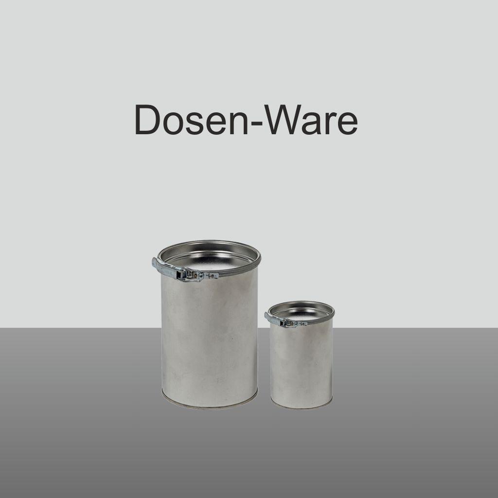 Dosen, Kleinstgebinde für Grundierungen, Beschichtungen, Versiegelungen, Bindemittel, Verlegeharz, Harz uv-stabil