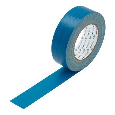 Klebeband Gewebe blau