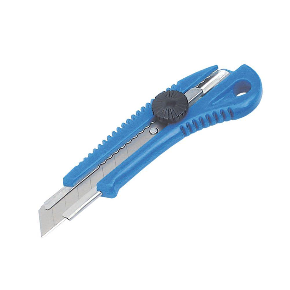 Cuttermesser mit Feststellrad