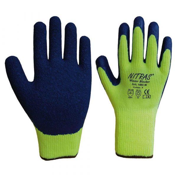 Handschuh Winter Latex