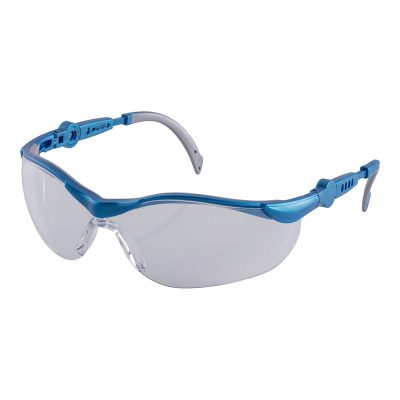 Schutzbrille blau