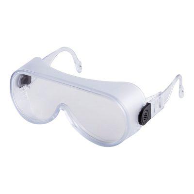 Schutzbrille Pilot transparent