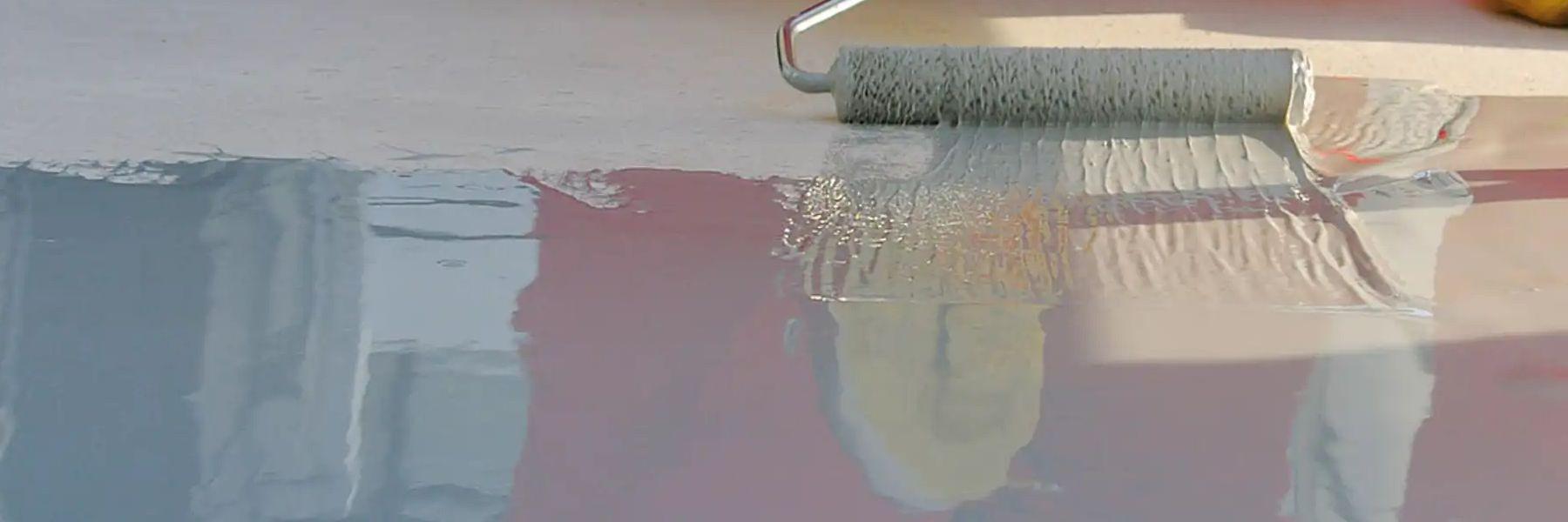 Versiegelung farbig, seidenglänzend, uv-stabil für mechanisch leicht belastete Flächen