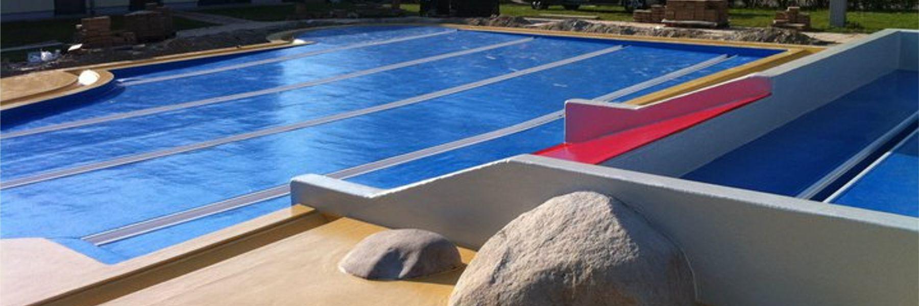 Versiegelung chlorresistent, uv-stabil, lösemittelhaltig für Pool, Schwimmbad, Wegemarkierungen