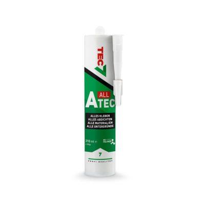 Tec7 A-Tec, Kleber, Fugenmaterial, Fugendicht - ersetzt Acryl, Silikon und PU