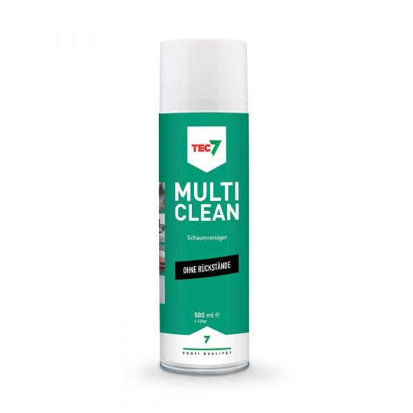 Tec7 Multiclean Schaumreiniger