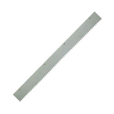Zahnleisten Gummi Breite-580 mm
