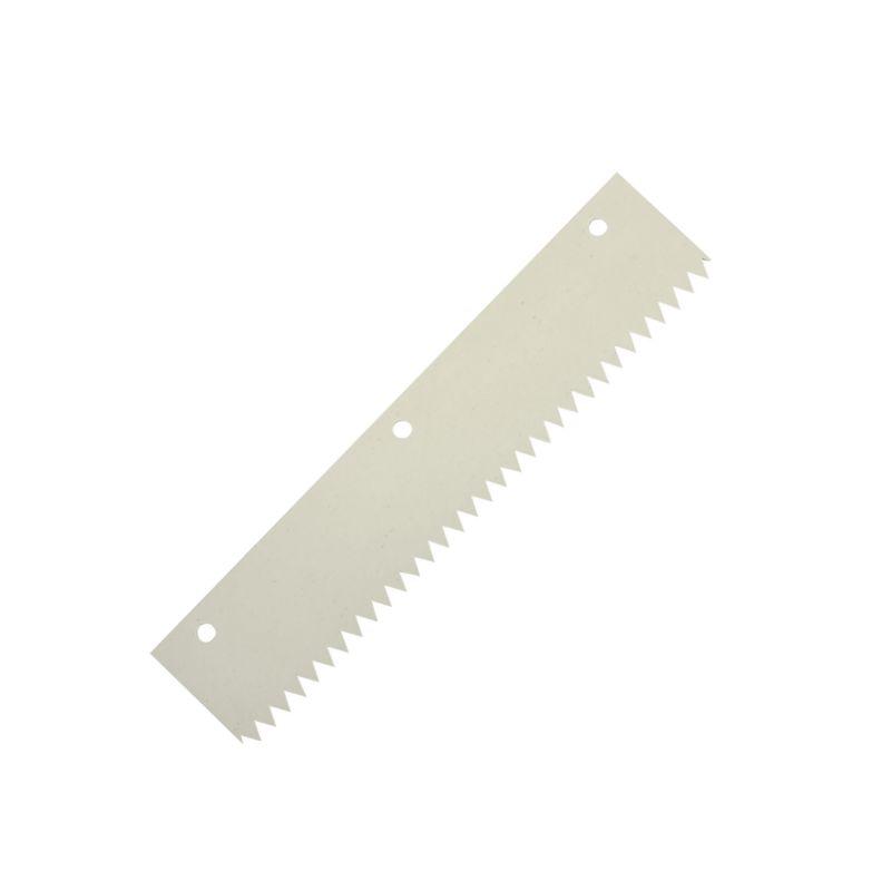 Zahnleisten Gummi Breite-280 mm