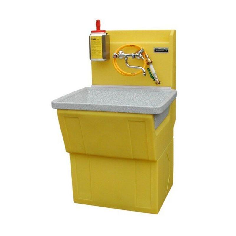 Waschbecken WA 800 ohne Walzenreiniger