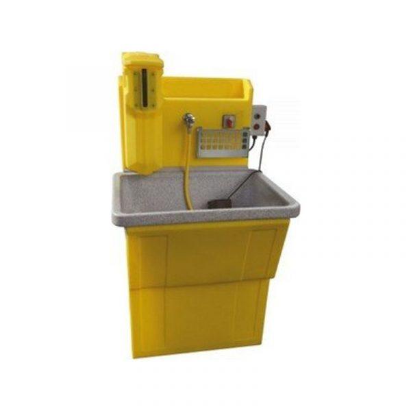 Waschbecken WAW 800B Klein-Spaltanlage